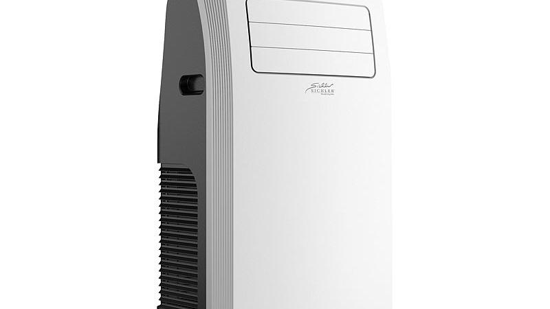 Sichler Haushaltsgeräte Mobile Klimaanlage, Heiz-Funktion