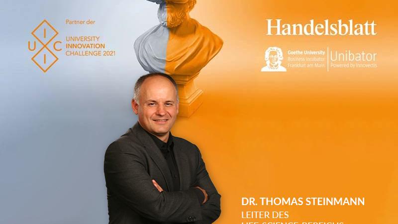 Innovationen fördern und Wirtschaft voranbringen – PTA ist Partner der University Innovation Challenge 2021