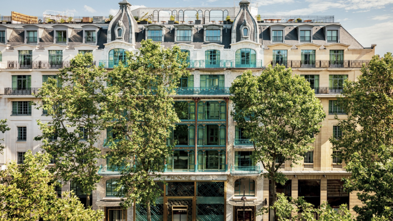 Neueröffnung bei IHG Hotels & Resorts: Kimpton St Honore Paris