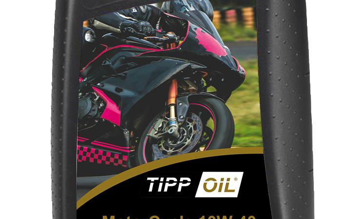 Tipp Oil MotorCycle 10W-40