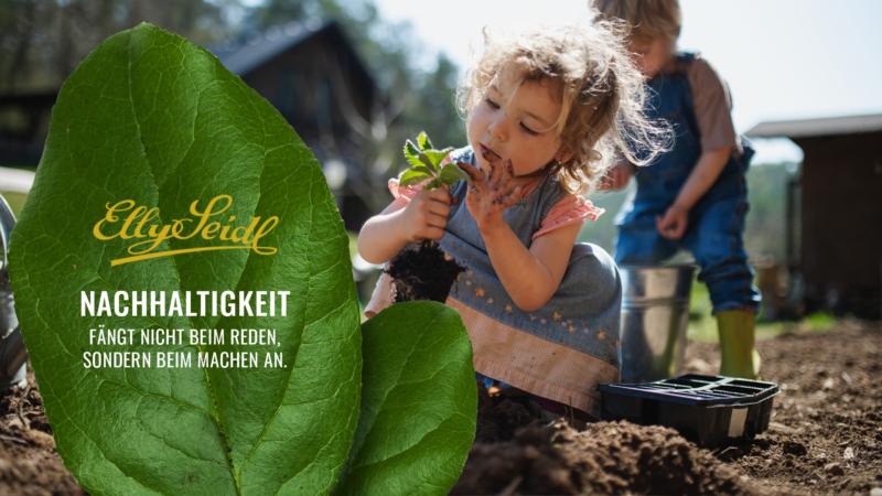 Elly Seidl München lebt Nachhaltigkeit aus Überzeugung
