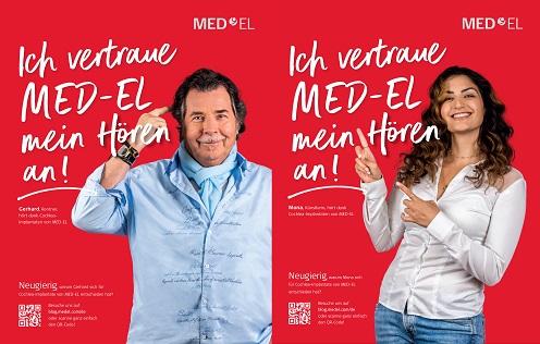 Neue Kampagne: #ichvertrauemedel