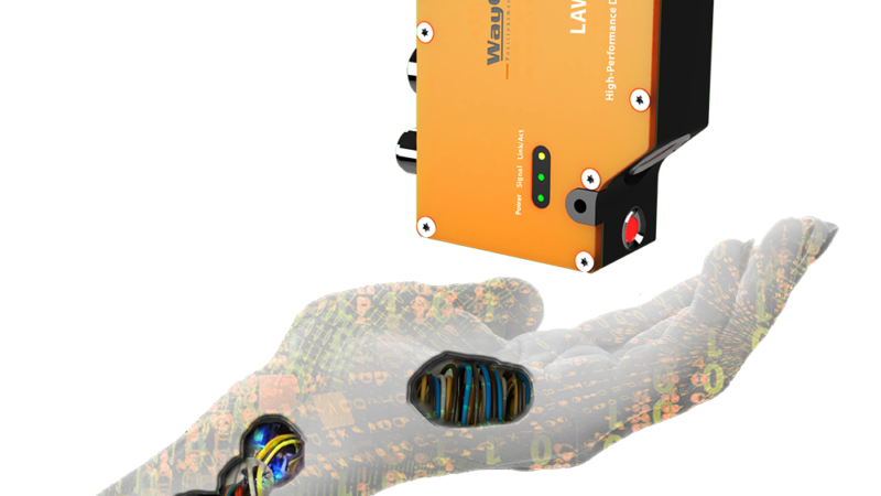 Laser distance sensor LAW – Easy handling of high precision