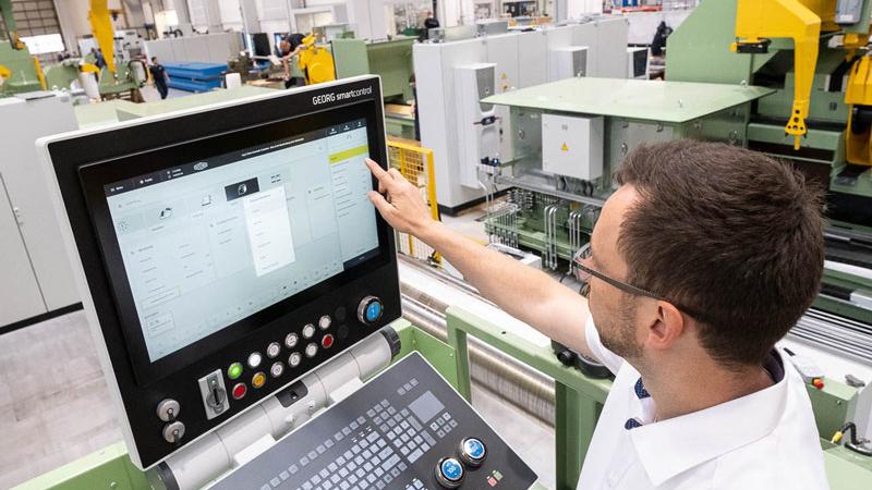 Heinrich Georg Maschinenfabrik strengthens digital service