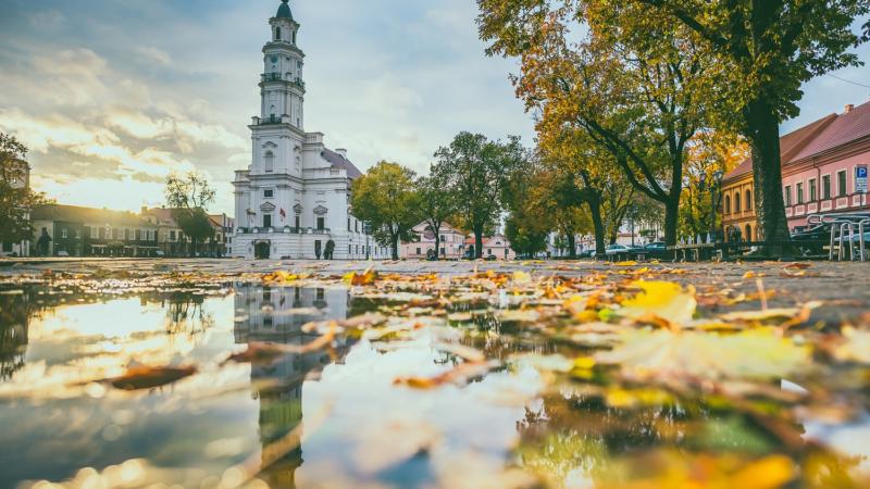 Litauen verschenkt im Herbst 10.000 Übernachtungen