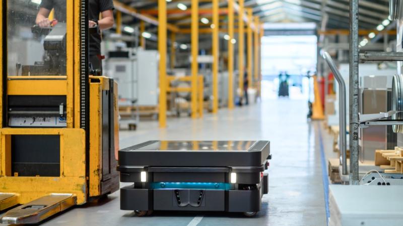 Mobile Industrial Robots auf der Fachpack 2021