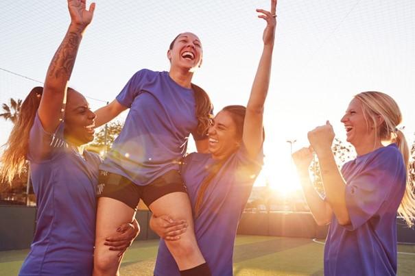 Individuelle Sportbekleidung für Jedermann