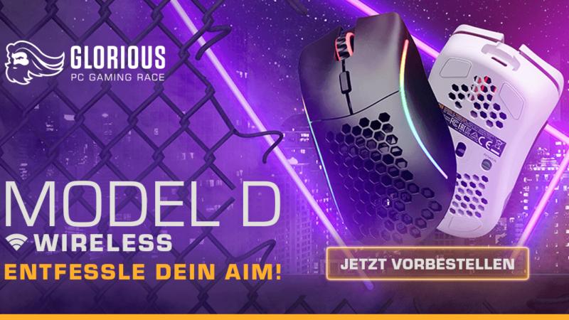 Glorious Model D Wireless – Entfesselte Präzision