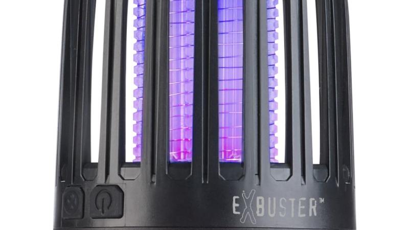 Exbuster 2in1-UV-Insektenvernichter und Camping-Laterne IV-200
