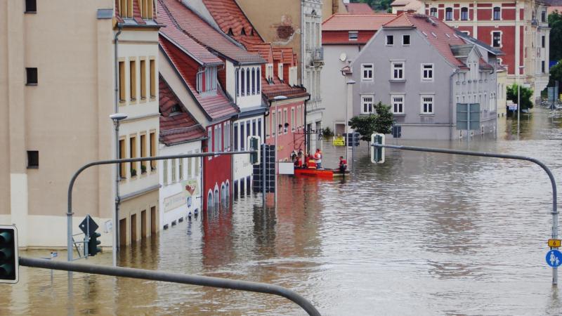 Hochwasser – die konstante Gefahr