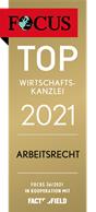 """Focus bewertet Sozietät Bietmann als """"Top-Kanzlei 2021"""""""