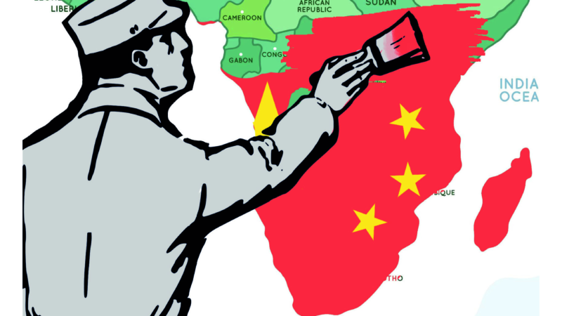 The neocolonial approach of China in Africa