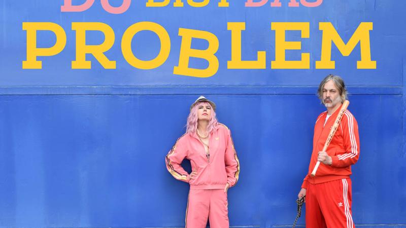 Der Song zur Bundestagswahl 2021: Veronique de la Chanson & Kornelius Flowers – DU BIST DAS PROBLEM
