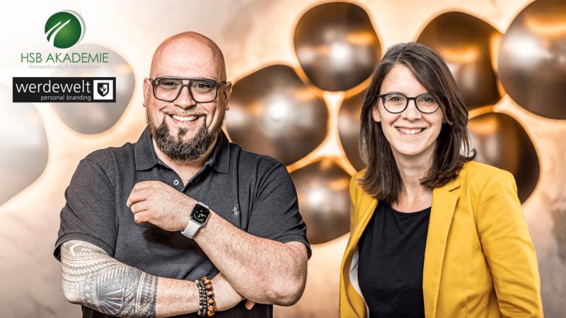 Neue Ausbildung zum Personal Branding Consultant – STARTS NOW