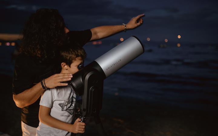 Unistellar definiert mit eVscope 2 Amateurastronomie neu