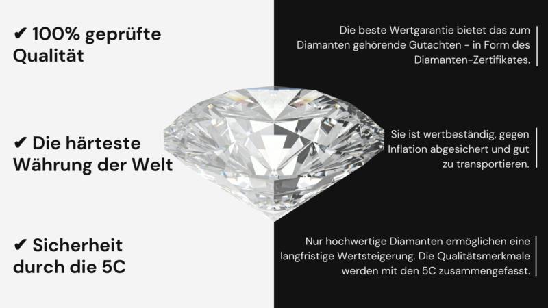 Hannes Kernert: Diamanten sind eine beständige Kapitalanlage