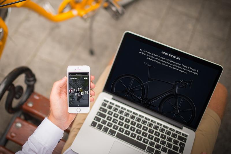 """""""Power on!"""": Interlutions und FAZUA schalten Online ein paar Gänge hoch"""