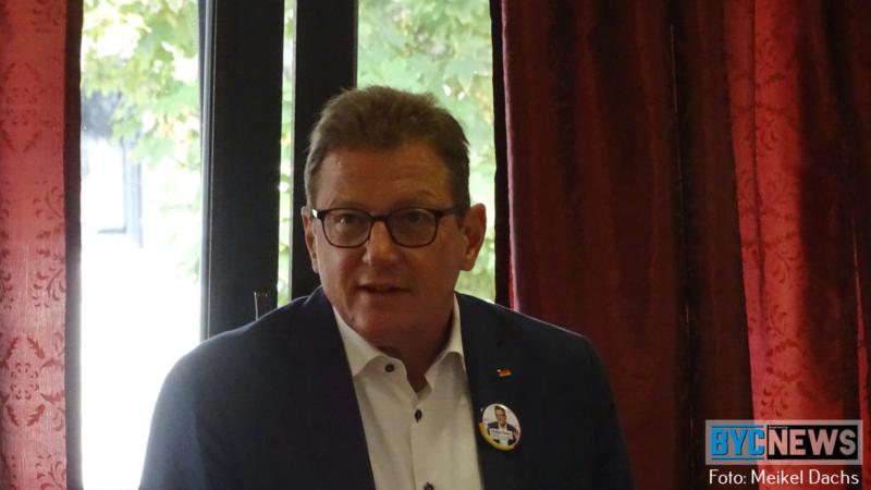 """Stefan Sauer: """"Lieber in die Opposition als eine Regierung mit der SPD"""""""