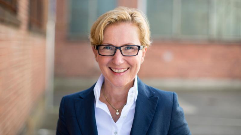 Dr. Katja Löhr-Müller ist neue Verbandsjuristin