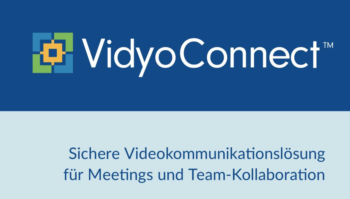 """Schrems-II: """"Vidyo"""" schützt personenbezogene Daten"""
