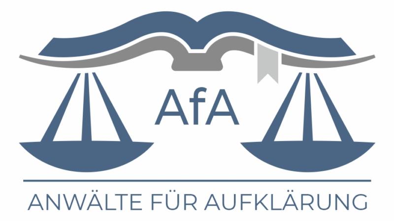 Anwälte für Aufklärung unterstützen Pressekonferenz