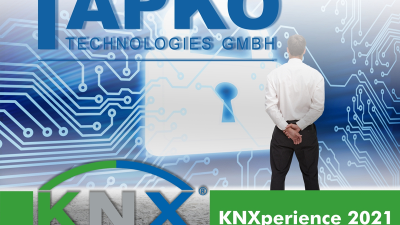 TAPKO: KNXperience – digital KNX online trade fair