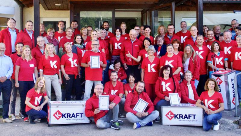 Hightech für saubere Luft in Kindergärten: Kraft GmbH nimmt wegweisende Airdog-Luftreiniger ins Sortiment