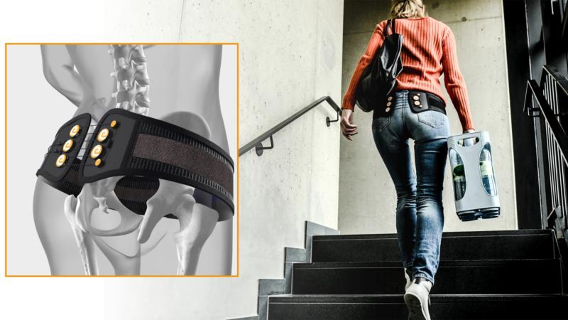 ergoloc: Gegen Rückenschmerzen in der Schwangerschaft