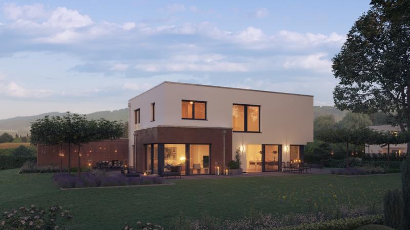 """Viebrockhaus präsentiert """"Architektenhaus mit Luftraum"""""""