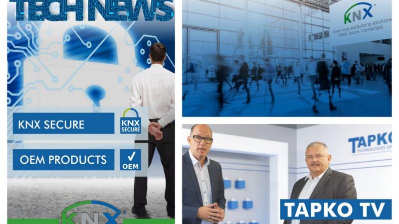 KNXperience Messe – KNX Wissen und KNX Geräte 2021