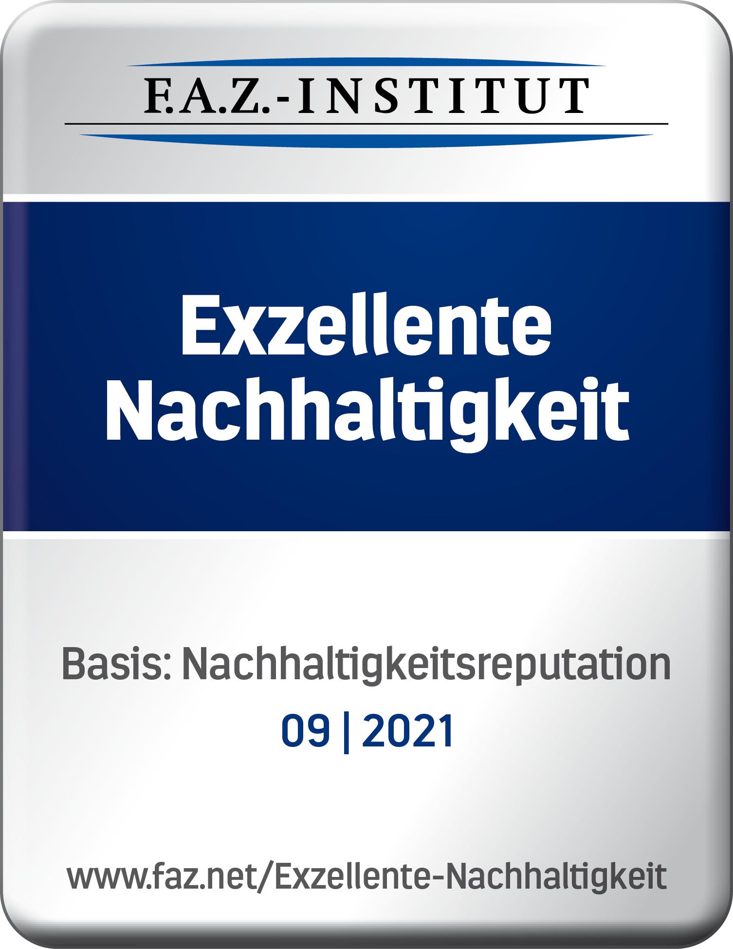 """HanseWerk für """"Exzellente Nachhaltigkeit"""" ausgezeichnet"""