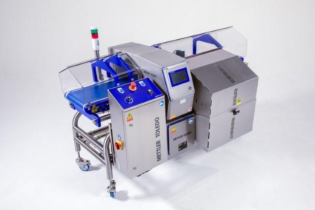 Neue GC-Metallsuchsysteme der M30 R-Serie von Mettler-Toledo bieten leistungsstarke Fremdkörpererkennung