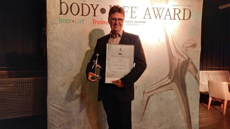 DHfPG/BSA-Akademie gewinnt body LIFE-Award zum 21. Mal in Folge