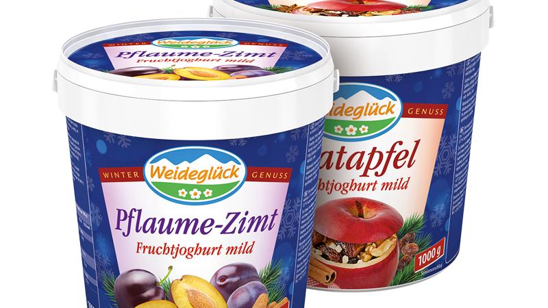 Verführerische Joghurt-Kreationen für den Winter