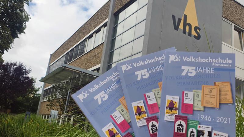 Geteiltes Wissen ist mehr Wissen: 75 Jahre VHS Pirmasens