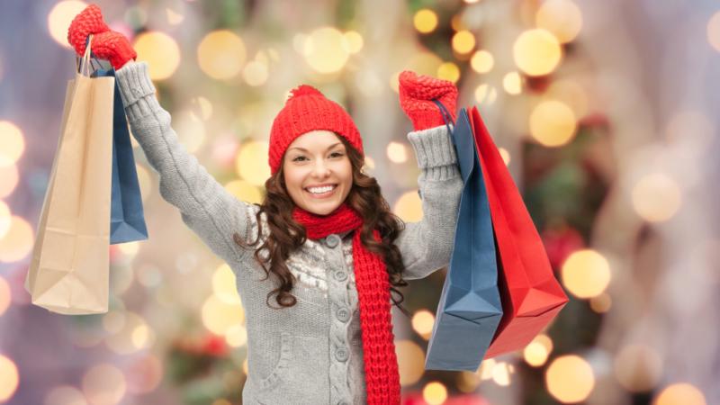 Für das Weihnachtsgeschäft – Papiertragetaschen von Pack4Food24