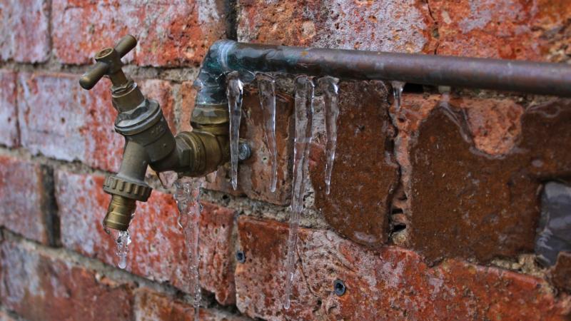 Die erste Frostperiode wird besonders teuer