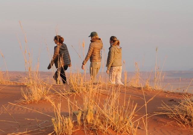 Die Ladies Safari: als Gruppenreise neu für Namibia