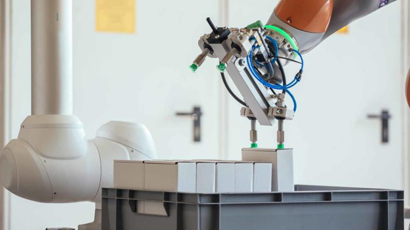 Gewinnen Sie eine Automatisierungslösung
