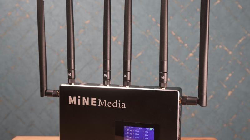 Always online: Internet Bonding Router aus Deutschland für Livestream und Konferenz