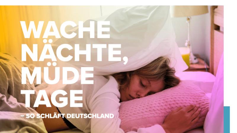Wache Nächte, müde Tage – So schläft Deutschland