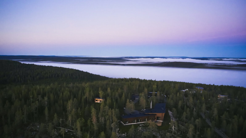 Podcastfolge #30 – Octola – Private Wildnis In Lappland