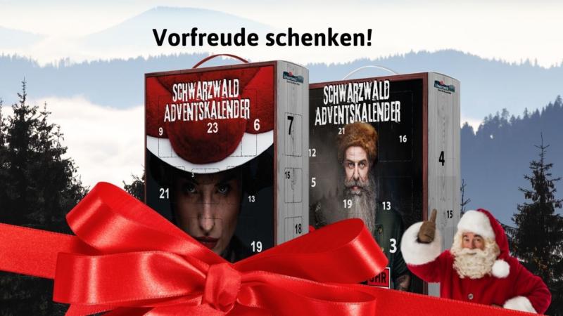 Der Schwarzwald hat jetzt seinen eigenen Adventskalender