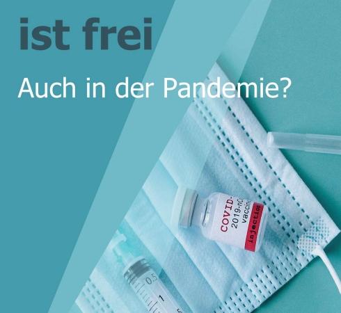 Neues Sachbuch: Die Wissenschaft ist frei – auch in der Pandemie?