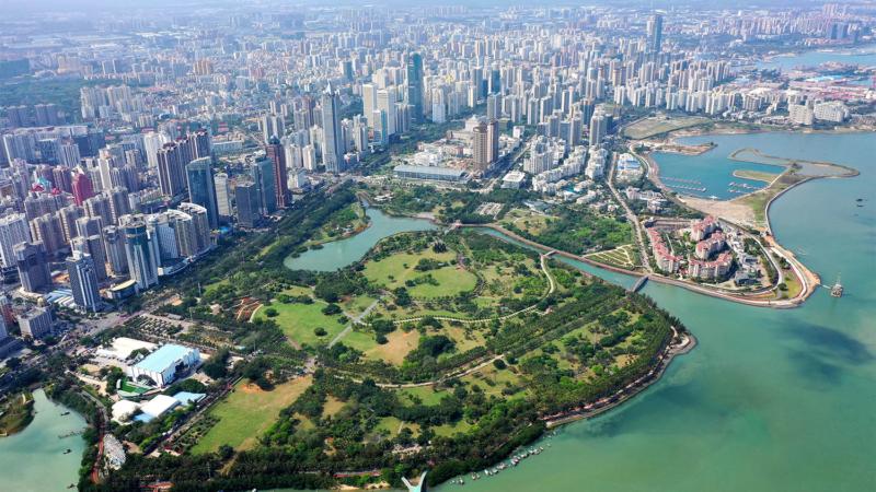 Hainan/China: Fachleute aus aller Welt willkommen