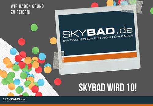 10 Jahre Skybad – das macht uns aus