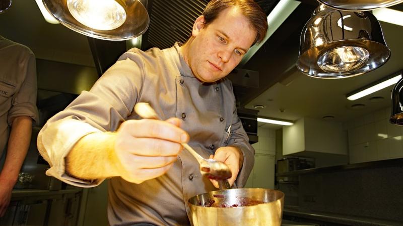 Sascha Hamp kehrt als Chef de Cuisine zurück ins ATLANTIC Grand Hotel Travemünde